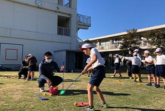 スクールゴルフプロジェクトの精神