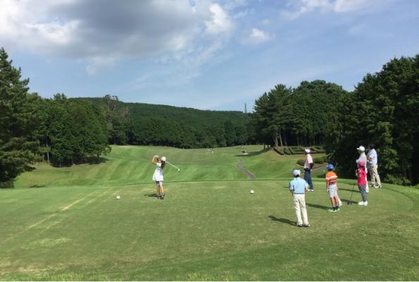 ジュニアゴルフ教室の当日の流れ